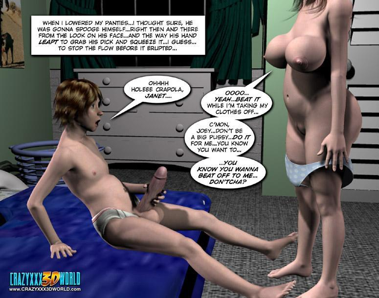 3d comic malevolent intentions episode 30 6